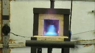 gas forge build fire up