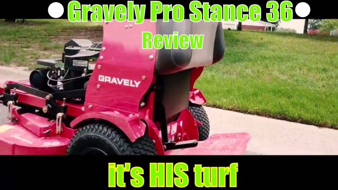 gravely pro stance - cinemapichollu