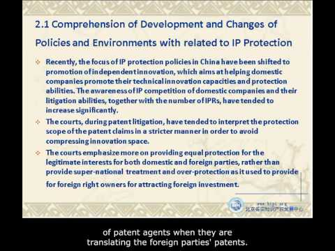 """Items to be Taken into Account during IP Lawsuits in China"" Webinar"