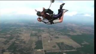 morgan underwood skydiving