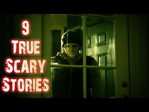 9 CREEPIEST True Scary Stories Found On The Internet  Best Classic LetsNotMeet Horror Stories
