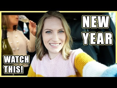 VLOG #1.2019 | STARTING THE NEW YEAR WITH A BANG! 🍾