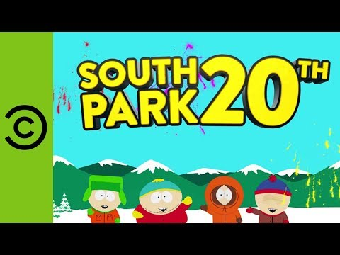 Twenty Years of South Park Massively NSFW  Comedy Central
