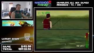N64Ever / #73 - Bass Hunter 64 - Part 3