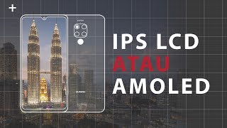 IPS LCD atau AMOLED lebih bagus?