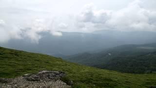 裏から観る岩手山はここから観るのが綺麗です.