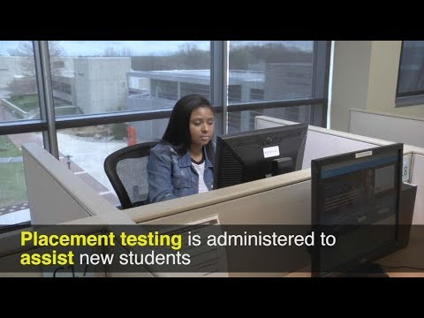 Placement Testing at Howard Community College