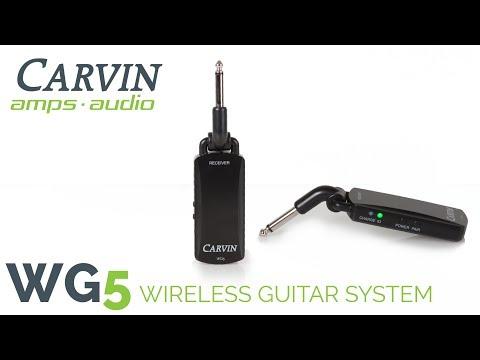 Carvin WG5 Wireless Guitar/Bass System