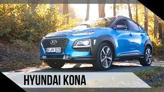 Hyundai Kona 1.6 T-GDI Automatik   2018   Test   Review   Fahrbericht   MotorWoche   MoWo