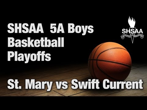 St. Mary Marauders vs Swift Current Colts - Game 3
