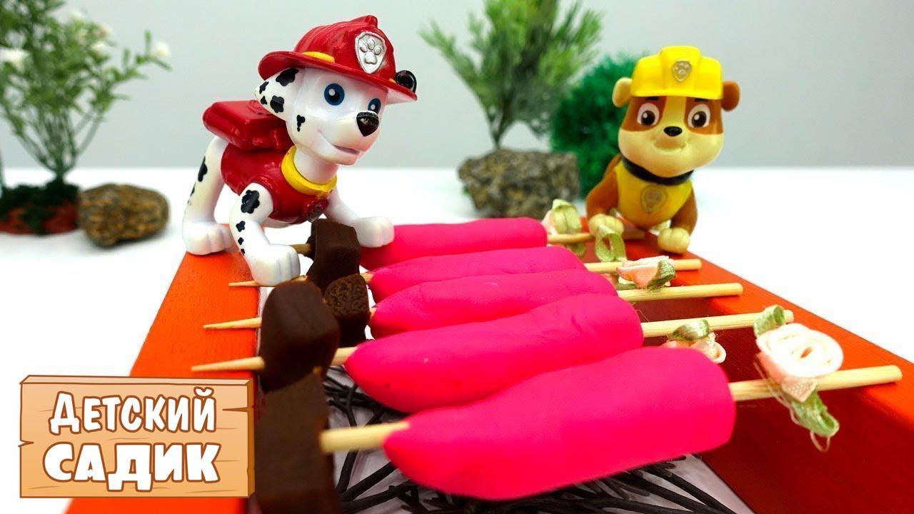 Кануки капуки игрушки щенячий патруль