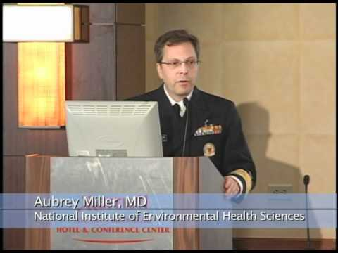 """2011 ADAO AAC: Aubrey Miller, MD, """"Health Risks Associated with Non-Occupational Asbestos Exposure"""""""