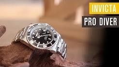 Invicta Pro Diver Taucheruhr - Unbesiegbar?! | Test | Review | 8926OB