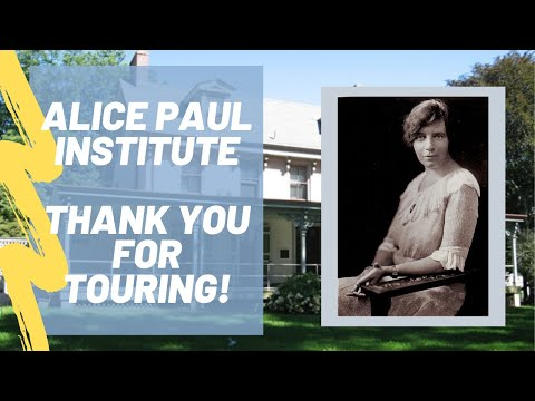 Paulsdale: Thank You for Touring Alice's 'Home Farm'