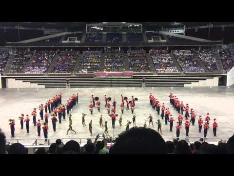 Bowen Secondary School SYF 2016 - Display Band Cat B