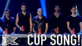 Download UNBELIEVABLE And UNIQUE Cup Song Performance On X Factor Israel | X Factor Global