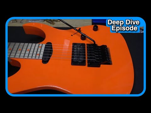The Ibanez RG565 MIJ NGD