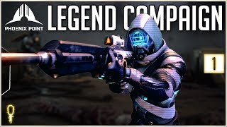 Phoenix Point - Legend Campaign - SCRATCHING THAT XCOM ITCH - Part 1