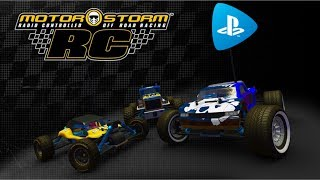 PlayStation™Now Motor Storm RC on PC GamePlay 2