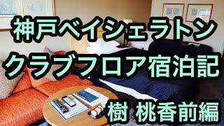 SPGプラチナ会員と行く神戸ベイシェラトン クラブフロア宿泊記 樹 桃香 ...