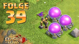 Let's Play CLASH OF CLANS ☆ Folge 39