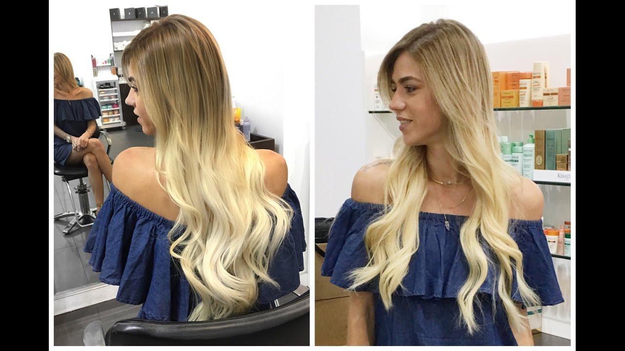 hair transformation short
