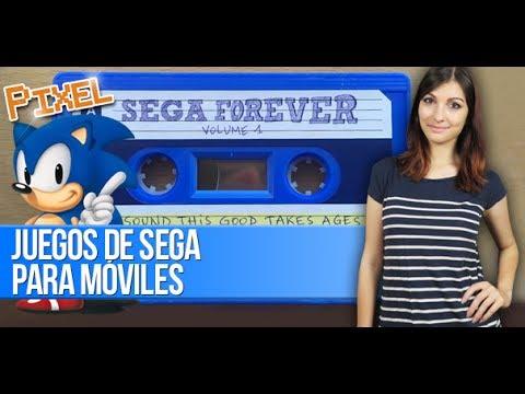 El Píxel: Juegos de Sega para móviles