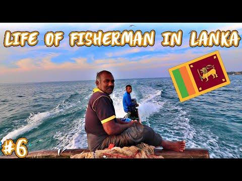 LIFE OF SRI LANKAN FISHERMAN 🛶INDIAN OCEAN