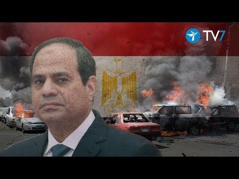 Jerusalem Studio: Egypt amid growing security threats
