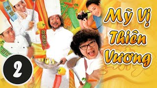 Mỹ Vị Thiên Hương 02/29 (tiếng Việt); DV chính: Âu Dương Chấn Hoa, Tuyên Huyên; TVB/1996