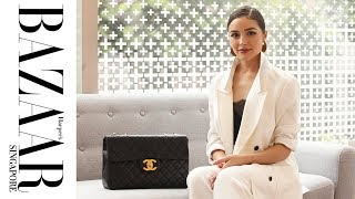 What's In Social Media Superstar Olivia Culpo's Handbag?