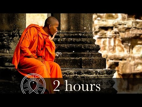 Tibetan Healing Sounds: Monk Chant Music Mantra | Tibetan Singing Bowls | Meditation Music