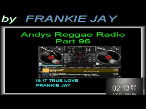 Andys Reggae Radio-Part 96
