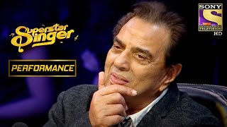 The Team Of Superstar Singer Pays A Tribute To Dharmendra | Superstar Singer