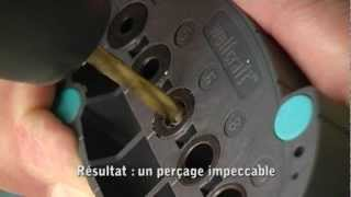 wolfcraft - Accumobil guide de perçage mobile