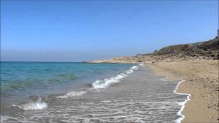 Πάμε για μπάνιο στο Καρτερό * Karteros Heraklion Crete(Καρτερός & Αμνισσός . Δυο βήματα από το Ηράκλειο της Κρήτης . Κυριακάτικο φθινοπωρινό μπάνιο στην παραλία..., 2012-10-15T21:30:29.000Z)