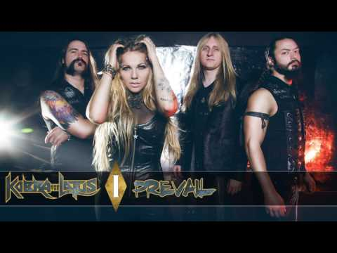 KOBRA AND THE LOTUS - Prevail (Teaser) | Napalm Records