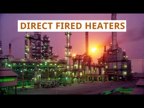 Direct Fired Heaters and Gas Fired Heaters | Sigma Thermal