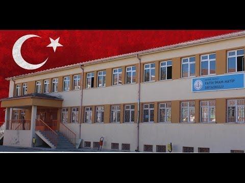 Fatih İmam Hatip Orta Okulu İstiklal Marşını Güzel Okuma Yarışması 2014 -2-