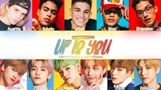 Download lagu PRETTYMUCH - Up to You ft. NCT DREAM [Color Coded Lyrics Han/Rom/Eng/가사]