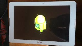 Acer Iconia One 10 Tablet FRP Reset