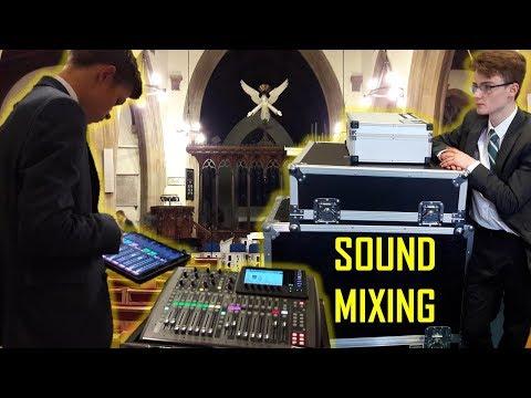 Live Sound Mixing Gig Log