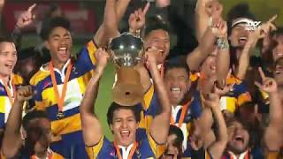 Graham Mourie Cup final: Bay of Plenty v Canterbury