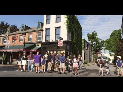 "Federal Hill Prep Elementary School: ""Mornings in Motion"""