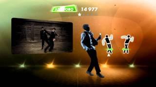 Dance Star Party PS3 - Yolanda Be Cool vs D Cup We No Speak Americano (HD)