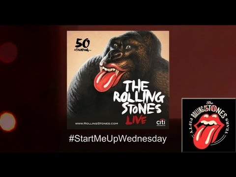 The Rolling Stones - Connection #StartMeUpWednesday