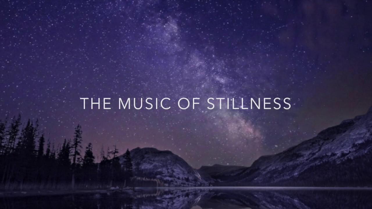 """Music of Stillness"" by Elaine Hagenberg"
