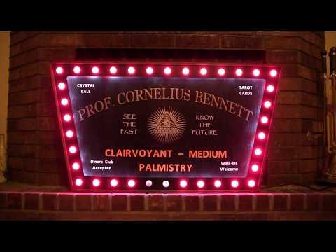 Prof. Cornelius Bennett Sign