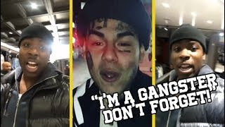 "Casanova Warns 6IX9INE To Be Careful! ""I'M A GANGSTER, DON'T FORGET"""