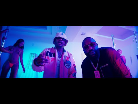 Rick Ross, Guapdad 4000 - How Many (Remix) [Official Music Video]